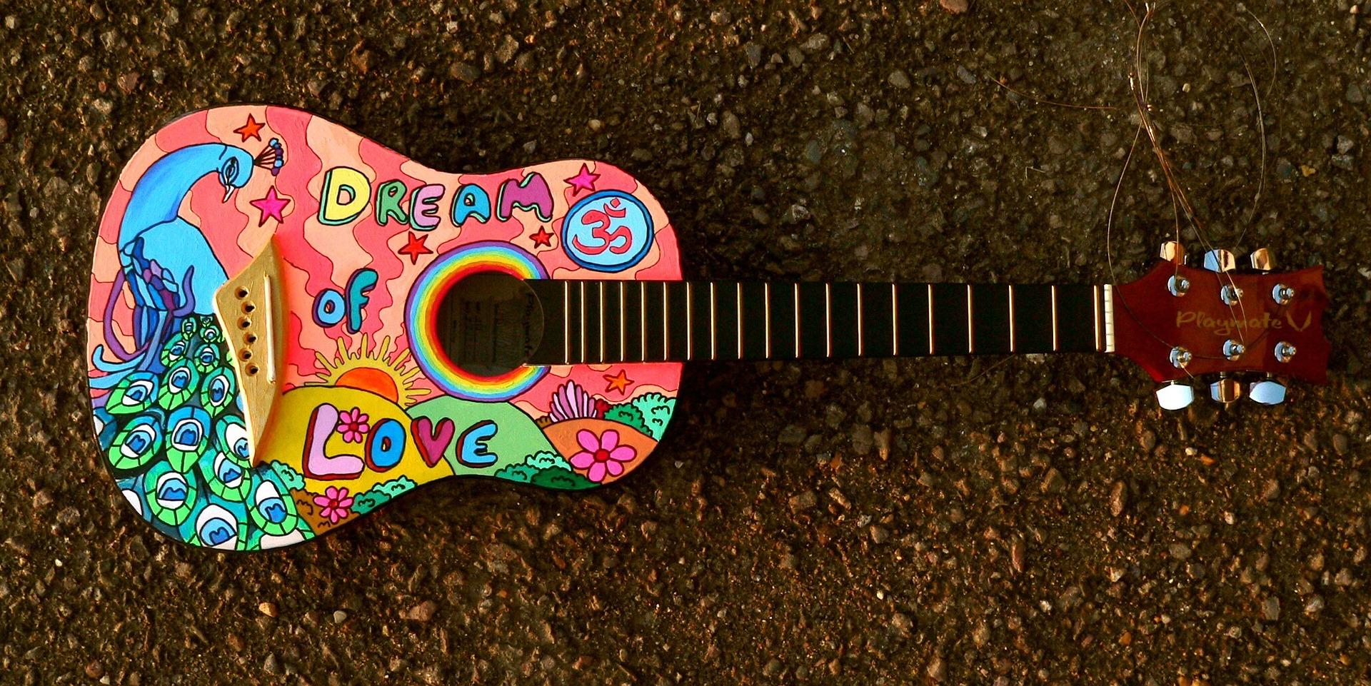 A musical sermon on love.