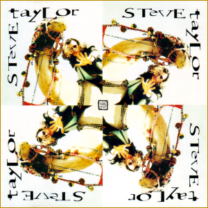 Squint - Steve Taylor. ALbum Artwork © 1993 Warner Bros. Records Inc.