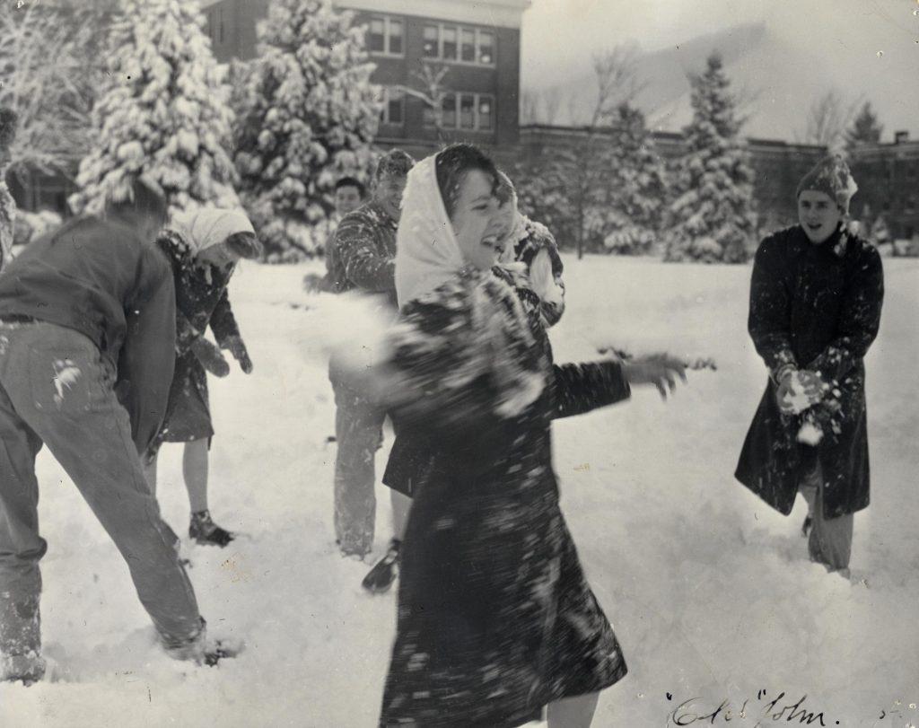 Winter Wonderland: A Snowball Fight Between Genres.