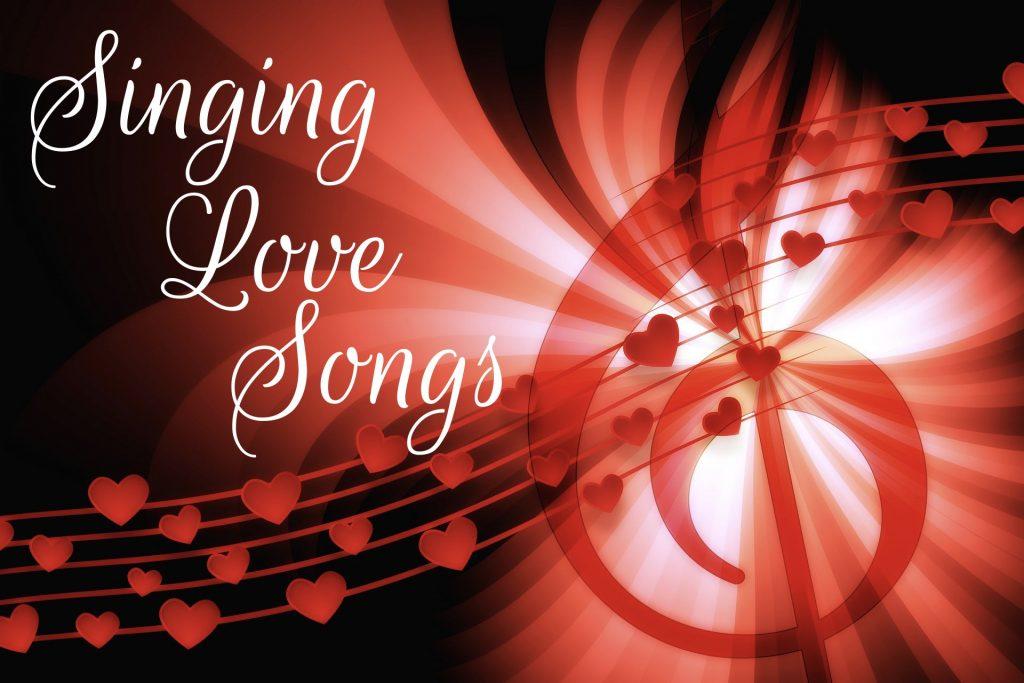 Singing Love Songs